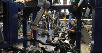 Cobot Based Inspection Processes For High Mix – Low Volume Production