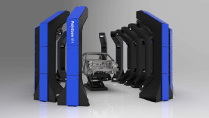 Sariki to Distribute Polyrix Surround Scanners in Spain and Portugal
