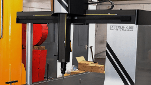 Large Bridge CMM Supports Complex Precision Machining