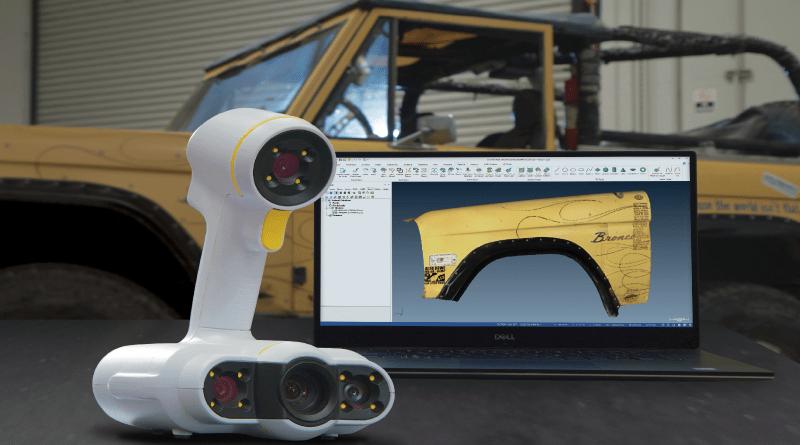 Verisurf Peel Back Value With MBD Based 3D Scanning Solution