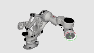 3D Geometry Visualization Engine for Industry 4.0 Goes Open Source