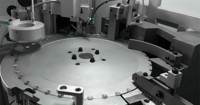 100% Inspection and Sorting Machine Makes Quality Fly High