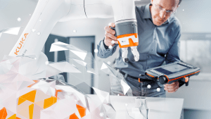 KUKA Driving Forward Democratization of Robotics