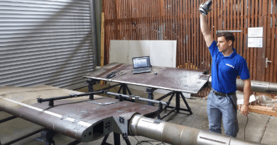 Reverse Engineering a Guide Vane with Photogrammetry