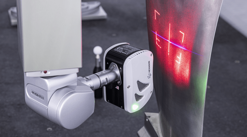 Ultra-High Accuracy CMM Scanner Offers 70% Faster Inspection