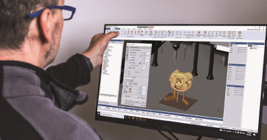Mitutoyo's All-New MCOSMOS v.5 Offers Future of CMM Data Processing