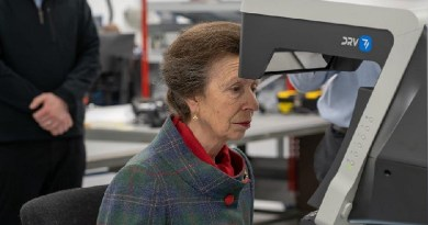 Vision Engineering Presented With Queen's Award for Enterprise