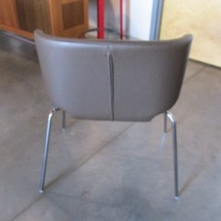 Coalesse Wrapp Chair Dining Chairs Amsterdam Metro Modern Marc Krusin Em