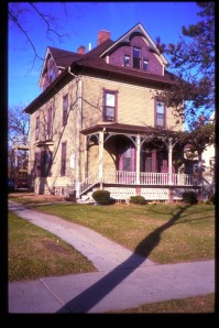 19th-century home on Division Street, Ann Arbor, Mich.
