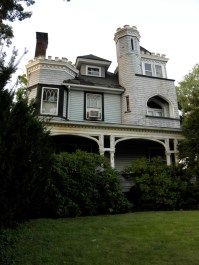Victorian Wick Park home with Gothic elements