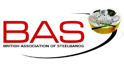 British Association of Steelbands logo