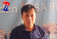 Rektor Universitas Bumigora (UBG) Dr Ir Anthony Anggrawan, MT., Ph.D