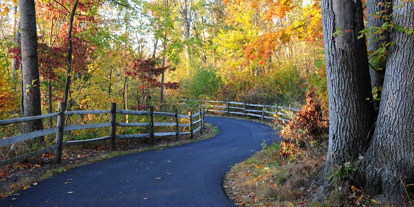 Oak Openings All Purpose Trail Metroparks Toledo