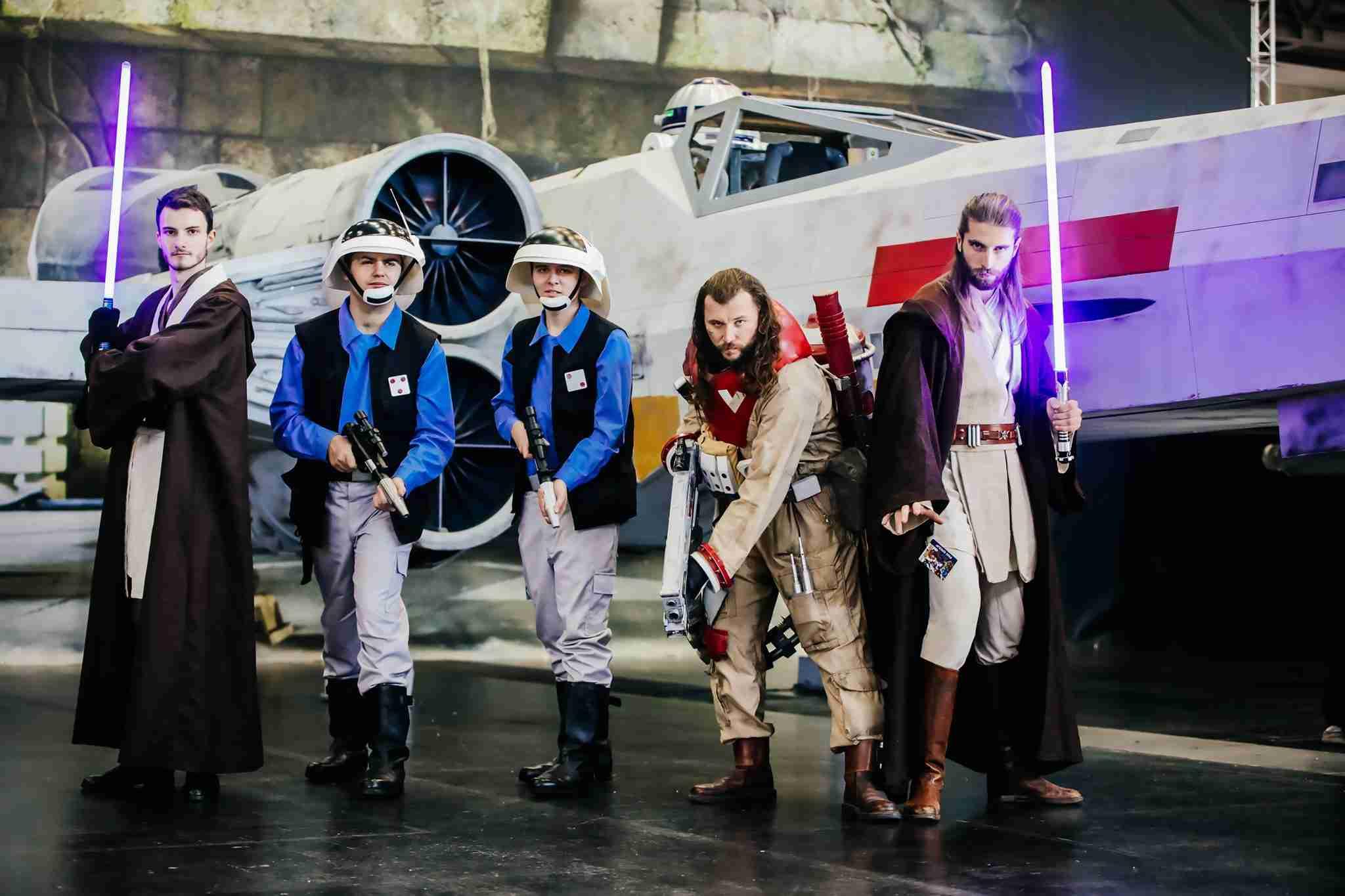 star wars larp cosplay