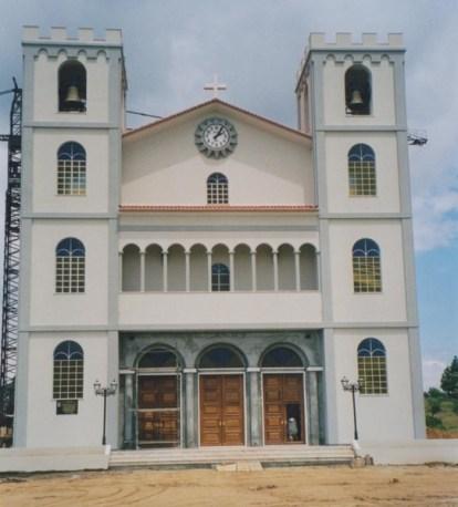 Catedrale edificata da Metropolita Gabriele