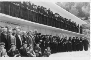 1957, Πανήγυρις (55 μοναχοί)