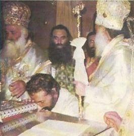 Consacrazione Episcopale di Vladica Gabriele