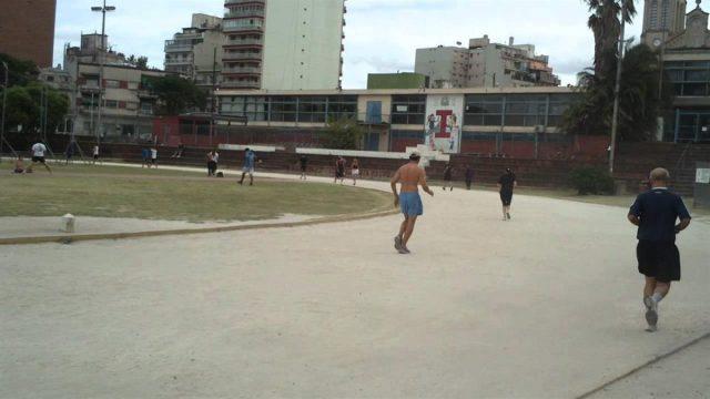 Resultado de imagen para deportes parque chacabuco