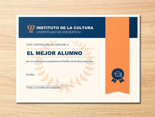 certificado cartonite opalina full color