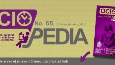 Photo of Ociopedia No.55