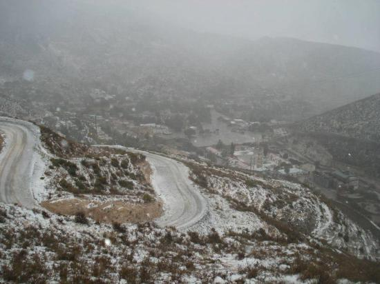 Real de Catorce nieve 8