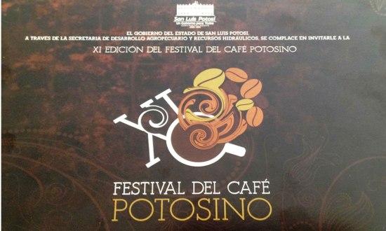 XI Festival del Café-Potosino
