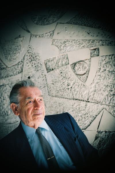 29 Raul Gamboa Canton. Pintor y promotor cultural