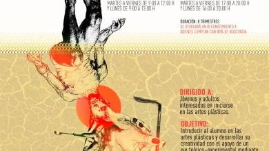 Photo of Curso Teórico – Práctico de Inmersión en Artes Plasticas