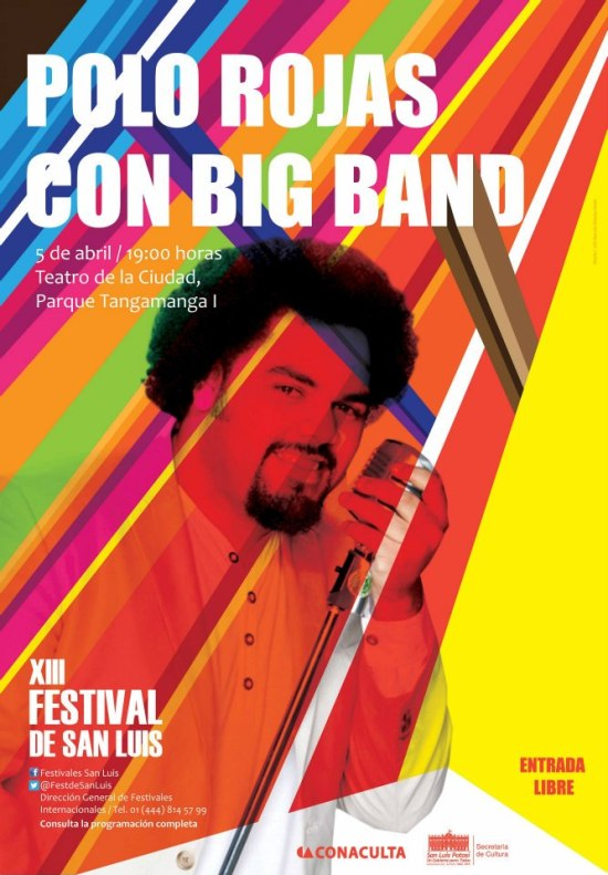 Polo Rojas con Big Band