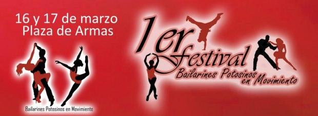 Primer Festival Bailarines en Movimiento