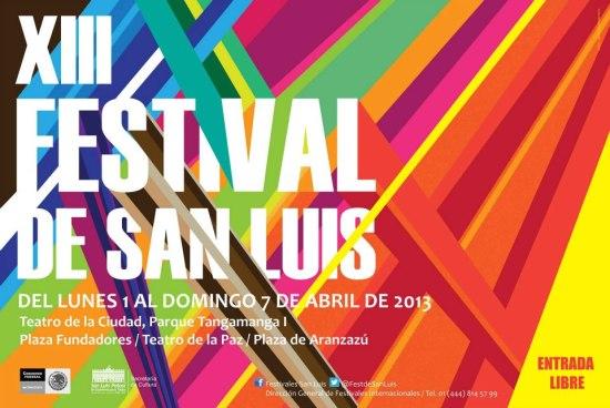 XIII Festival de San Luis