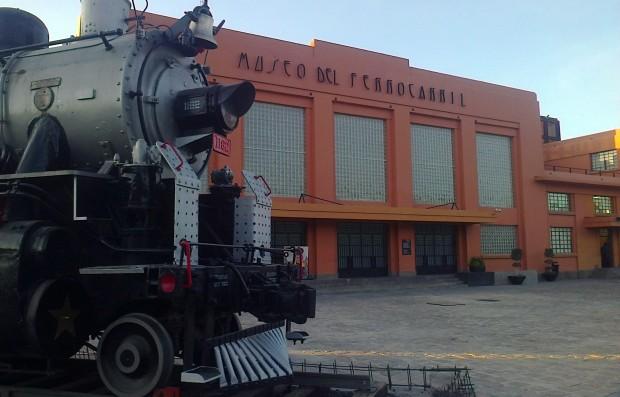 CONCIERTO OFRECE EL MUSEO FFCC