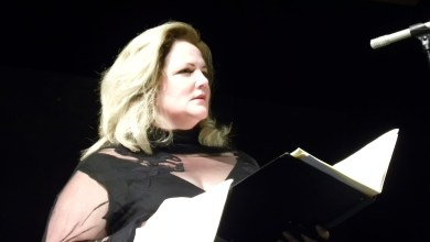 Photo of Cautiva la presentación de Margaret Lattimore en su regreso a San Luis Potosí