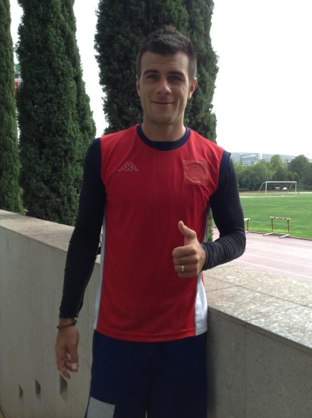 Alfonso Rippa Atlético San Luis