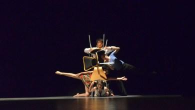 Photo of Estudiantes del curso de iniciación a la Danza Contemporánea del CASLP se presentaron en el Teatro de la Paz