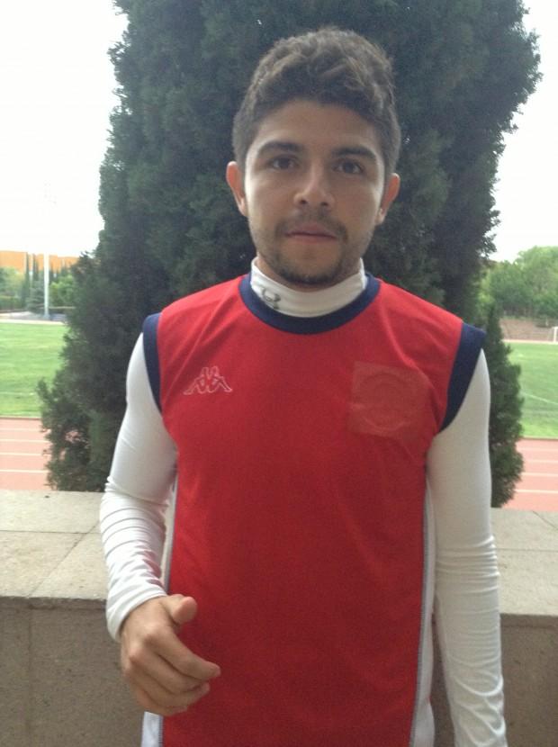 Nestor Olguin Atletico San Luis