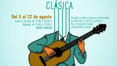 Photo of Taller de Iniciación a la enseñanza de la Guitarra Clásica