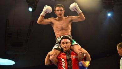 Photo of Rómulo Koasicha nuevo campeón Latino
