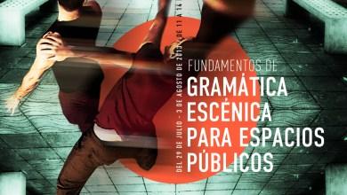 Photo of Gramática Escénica para Espacios Públicos