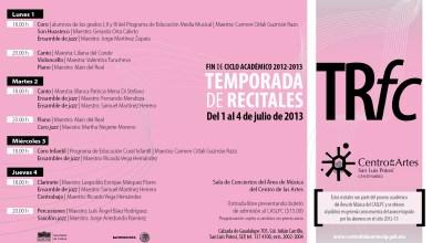Photo of Inicia temporada de recitales de fin de cursos en el Centro de las Artes