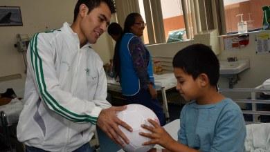 Photo of Labor Altruista de los boxeadores «Prueba de Fuego»?