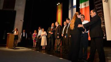 Photo of La Compañia Kim Bock conquista al inaugurar el XXXIII Festival Lila López