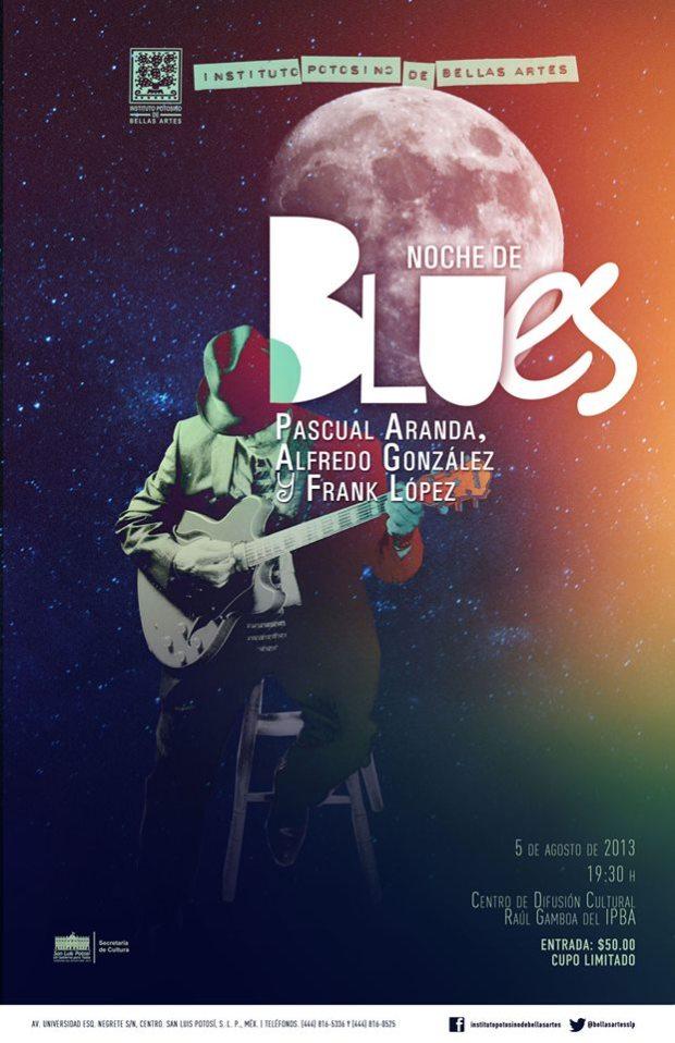 noche de blues ipba