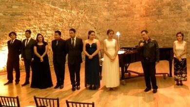 Photo of Se realizó la seminifinal regional del Concurso de Canto Carlo Morelli 2013