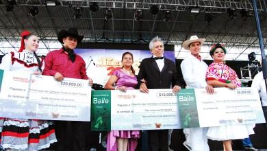 Photo of De Rioverde y Cedral, triunfadores de concursos de Canto y Baile Popular