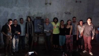 Photo of El IPBA devela placa de la obra «Erase una vez la historia de una herida»