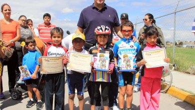 Photo of Resultados de la 2a fecha puntuable del serial municipal de ciclismo infantil