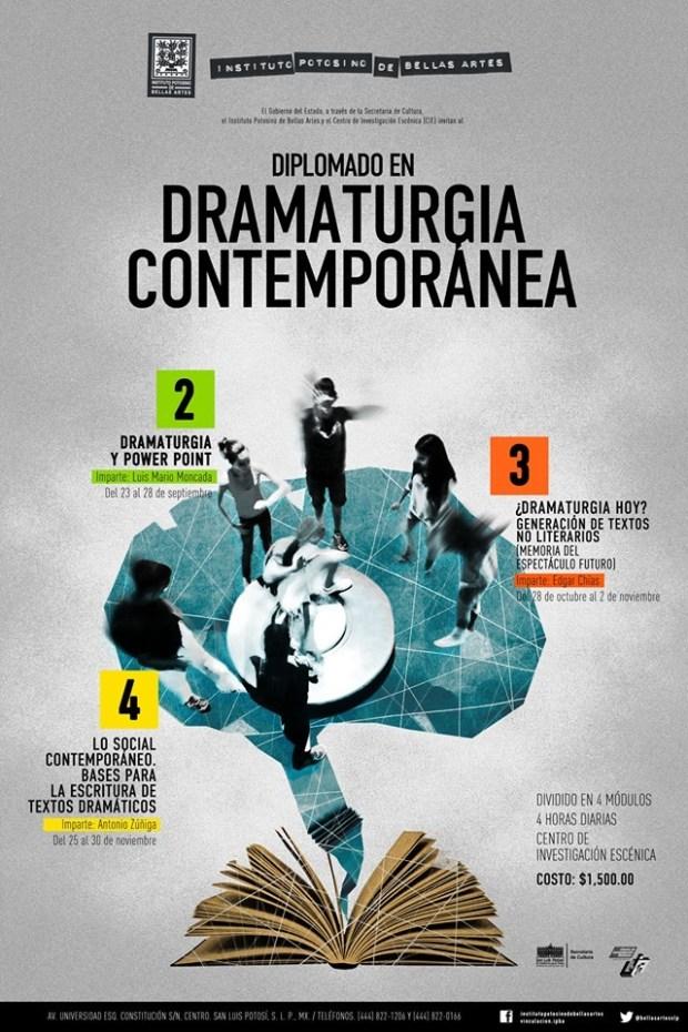 diplomado dramaturgia
