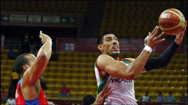 mexico campeón basquetball