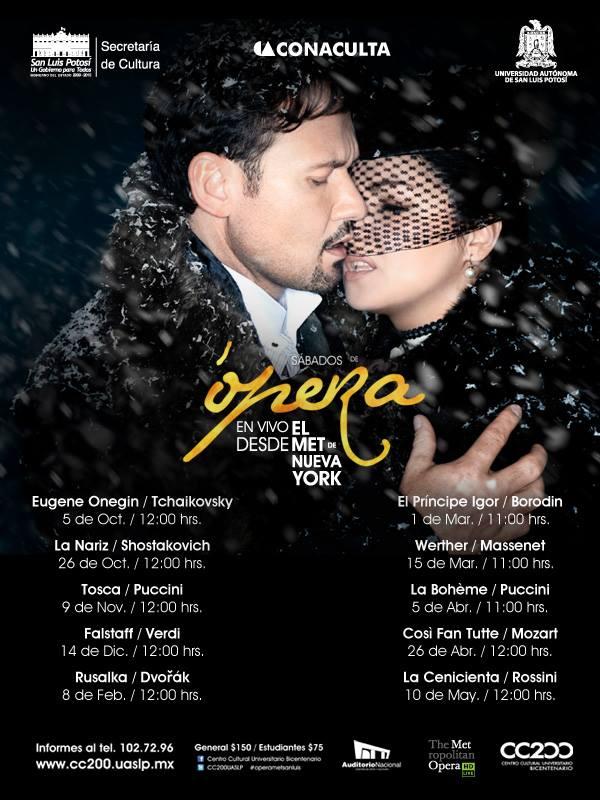 sabados de opera 2013